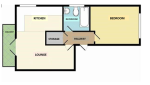 Floorplan of Samas Way, Crayford, Kent, DA1 4FP