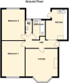 Floorplan of Maiden Lane, Crayford, Kent, DA1 4AQ